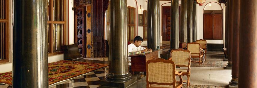 hotels in karaikudi